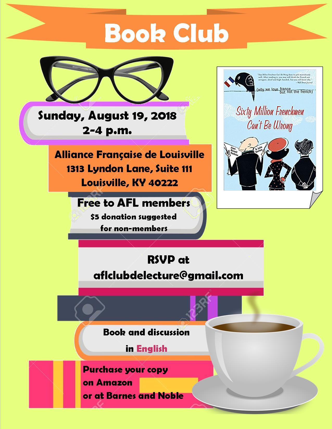 book club august