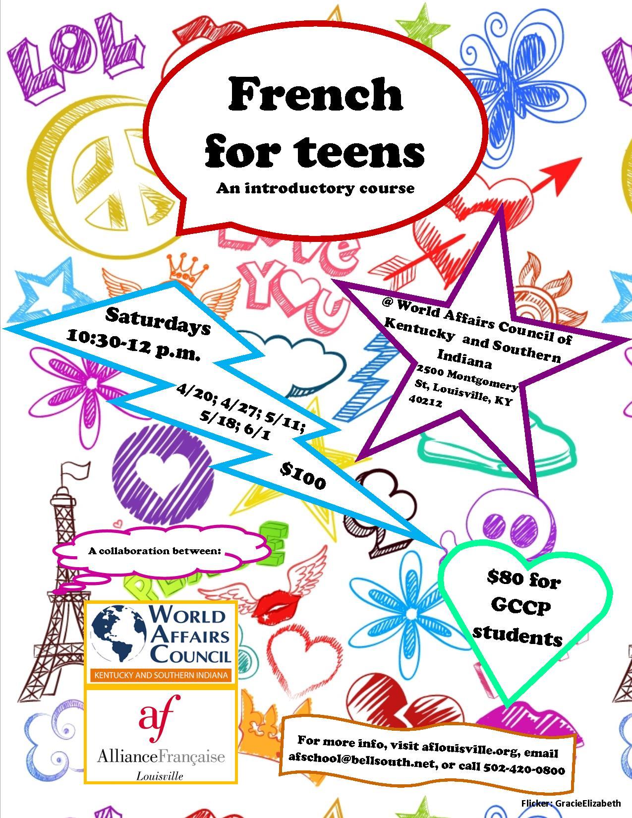 flyer teens